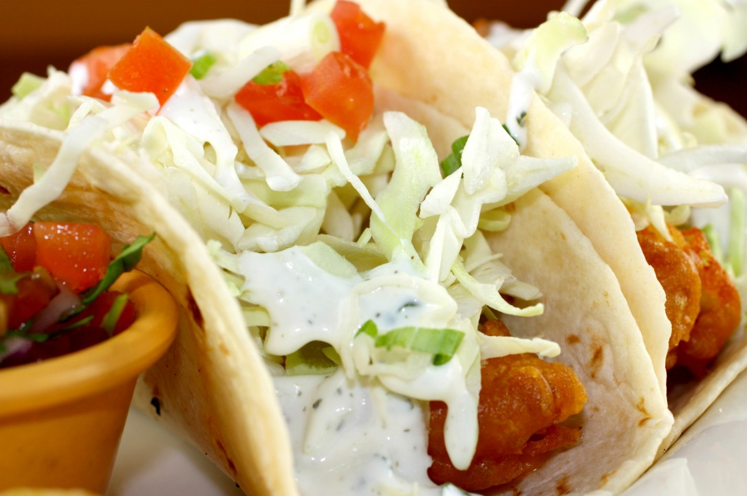 Fish Tacos, Chicken Tacos, Fresh Off The Hook Seafood Boise