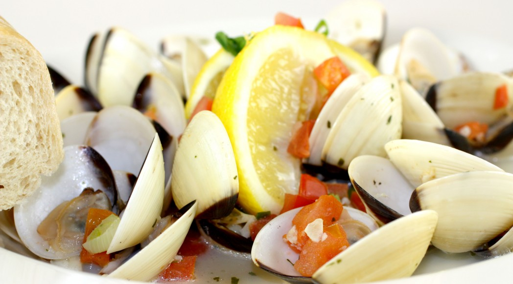 Manila Clam Steamers, Fresh Off The Hook Seafood in Boise
